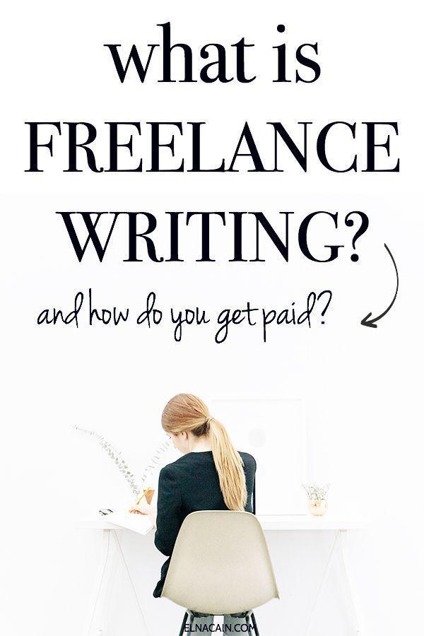What is freelance article writing мы дома сайт удаленной работы