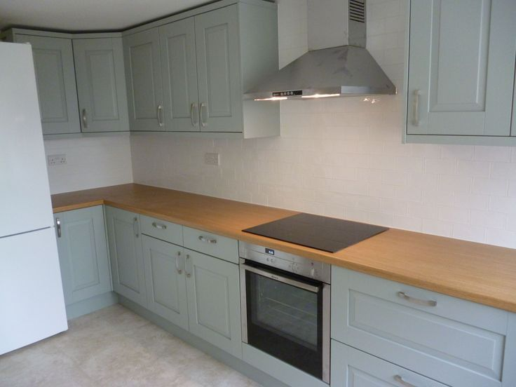 Duck Egg Roma Classic Painted, Painted Kitchen Cupboards Uk