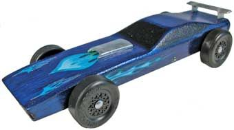 Accessories for your Pinewood Derby Car