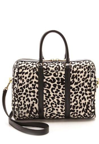 pretty leopard print satchel http://rstyle.me/n/mkfa9r9te ...