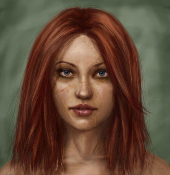 Imoen (Baldur's Gate II) - Jinxiedoodle