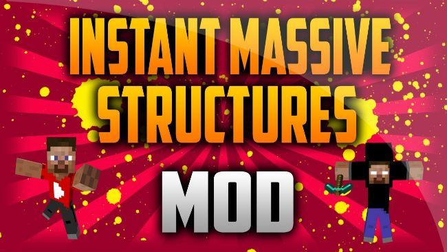 Instant Massive Structures Mod 1.10.2/1.9.4/1.7.10 - minecraft mods 1.10.2 : Instant Massive Structures Mod is a amazing mod in Minecraft which allows the pl ...   | http://niceminecraft.net/tag/minecraft-1-10-2-mods/