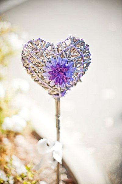 Heart-shaped decorations. Image: Sarah Kate Dorman
