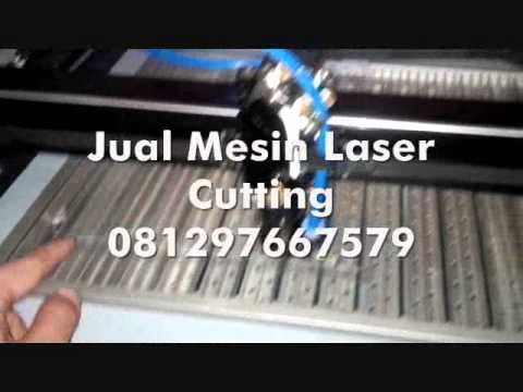 Mesin Laser Cutting Potong Mika Sticker Screen Guard Handphone HP