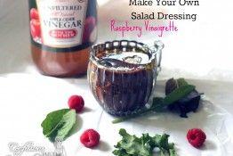 Make your own salad dressing #HeinzVinegar @Heinz Vinegar