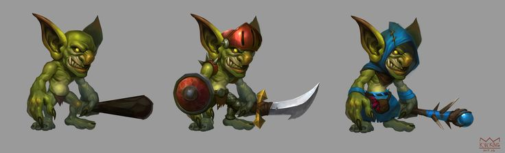 The Goblin Brothers by Koowa King