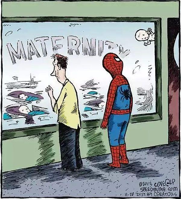El hijo de Spiderman