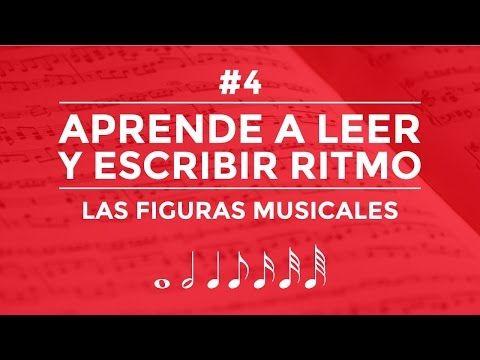 4. Cómo Leer y Escribir Ritmos Musicales desde Cero:  Las 7 Figuras Musicales (Teoría Musical Fácil) - YouTube