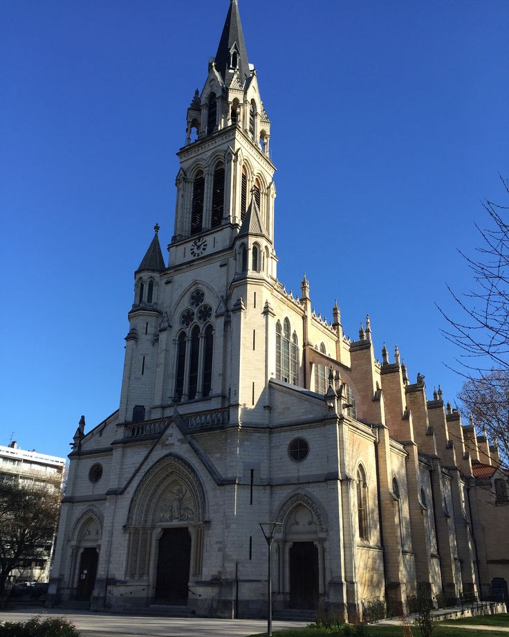 Eglise Lyon Church
