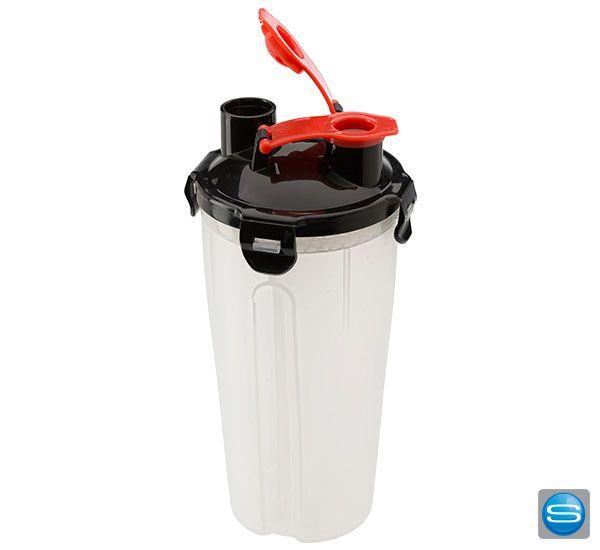 Für alle sportbegeisterten Männer, die auch auf gesunde Ernährung setzen - dieser Shakebecher aus Kunststoff mit zwei Kammern mit je 0,35 l Fassungsvermögen. Sie können Ihre Proteinshakes einfach dosieren und verschiedene Geschmacksrichtungen zubereiten. Ein Proteinshaker ist die perfekte Kombination aus effizientem Werbeartikel und praktischem Geschenk.