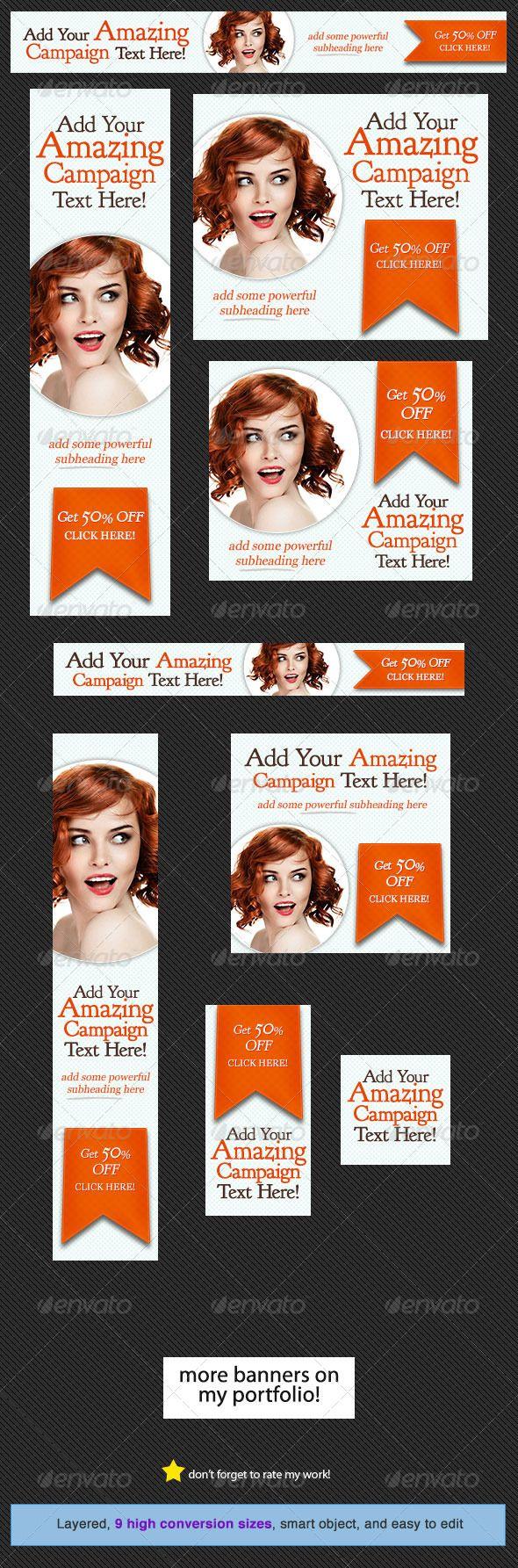 SugarPop - Web Banner Design - Banners & Ads Web Elements  Banner ad designer 775 453 6120