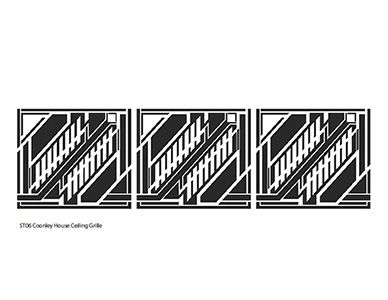 17 best images about stencil on pinterest dibujo adult for Frank lloyd wright coloring pages