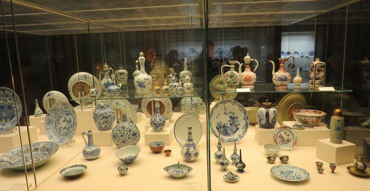 Sadberk Hanim museum exhibits gv web