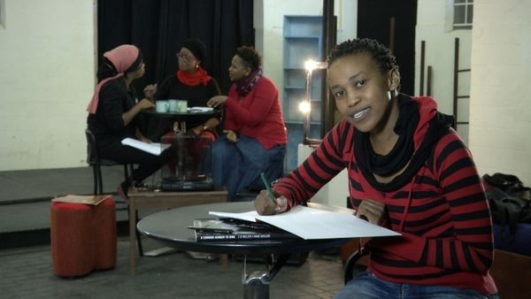 Princess Zinzi Mhlongo Director Gogo and big Sister