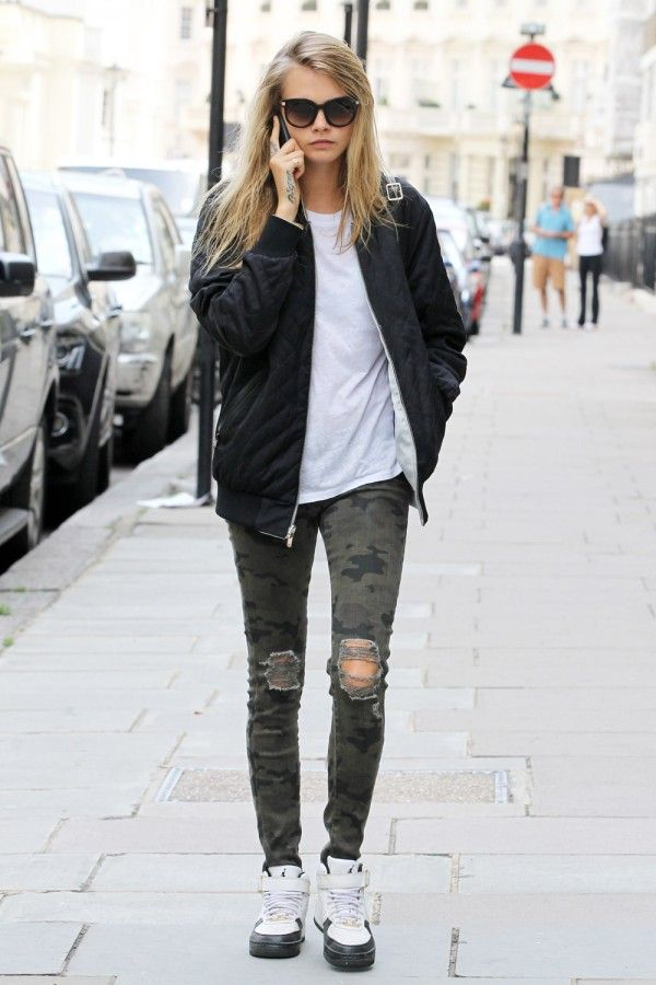 Cara Delevingne - Celebrity Casual Style: Inspiration For Your Off-Duty Wardrobe