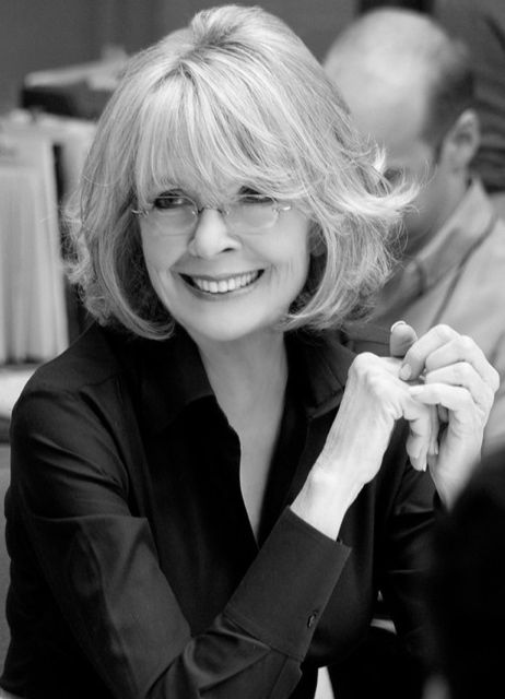 Diane Keaton - actress, writer, director, author, photographer, interior designer, style icon. Is there anything she can't do?