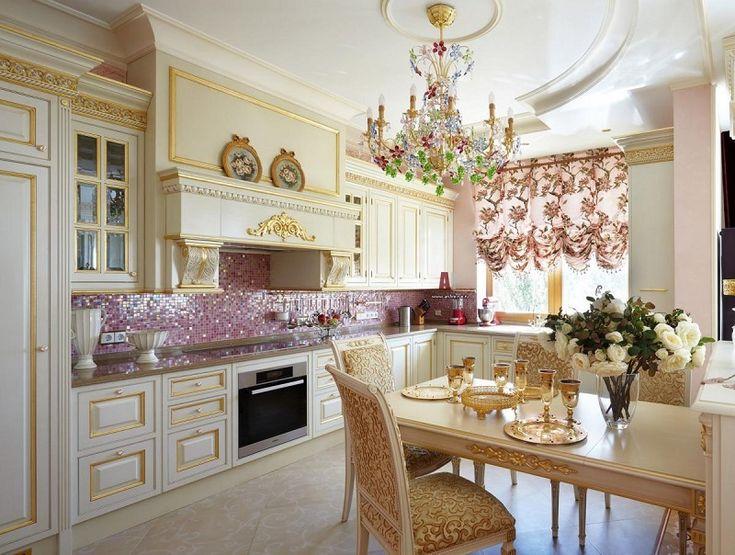 Всего одна деталь, и ваша кухня приобретет роскошный вид