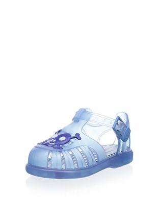27% OFF igor Kid's Tobby Calavera Sandal (Azul)