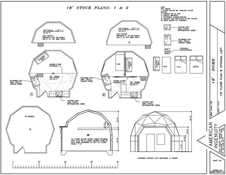 Small geodesic dome home plans for Geodesic home plans