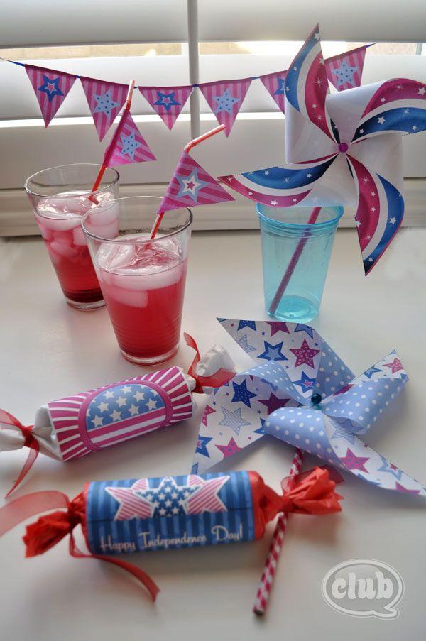 Patriotic PrintablesBaby Kids, Crafts Ideas, Patriots Kids, Patriots Printablesand, 4Th Of July, Patriots Food, July 4Th, Foodand Games, Printablesand Foodand