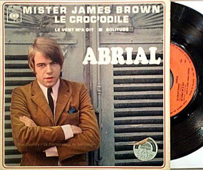 Blue Country - La Discographie de Joe Dassin: 45 RPM - CBS EP 6250 - 1966 - Le Croc'Odile - Patr...