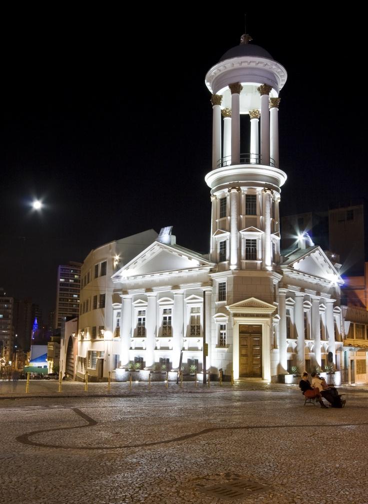 Largo da Ordem, Centro Historico, Curitiba Brazil