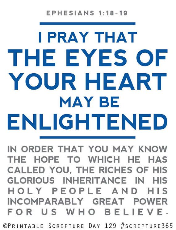 Open the eyes of my heart, Lord! Day 129 #scripture365: