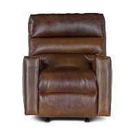 Restoration Vintage Leather Craftsman Full-Grain Leather Power Recliner Chair - Sam's Club