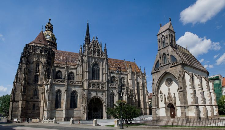 St. Elizabeth Cathedral & Michal´s Chapel in Kosice
