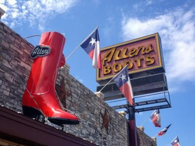 The Best Cowboy Boot Stores in Austin: Allens Boots