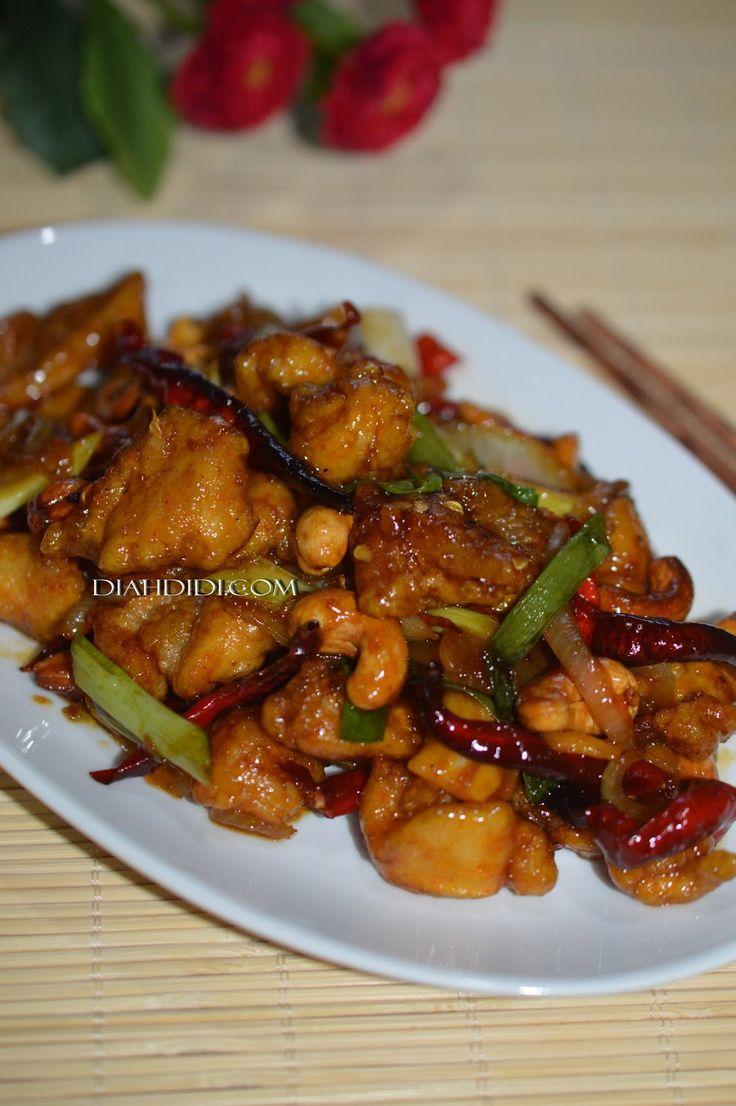 Blog Diah Didi Berisi Resep Masakan Praktis Yang Mudah Dipraktekkan Di Rumah Resep Ayam Makanan Ringan Sehat Makan Malam