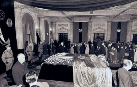 G.G-Dej funeral, 1965.