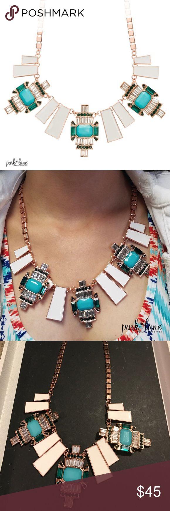 Park lane Aloha neck. NWT. Park lane aloha neck. NWT. Fun statement piece! Park Lane Jewelry Necklaces