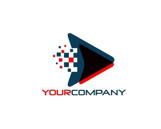 logo play media Designed by kukuhart | BrandCrowd