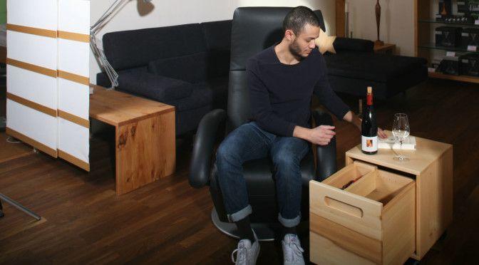 Warum wir selbst Beistelltischchen und Couchtische zusammen mit den Kunden entwerfen und in Einzelanfertigung umsetzen