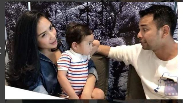 Nagita Slavina Unggah Video, Netizen Gagal Fokus Pada Belahan Dada