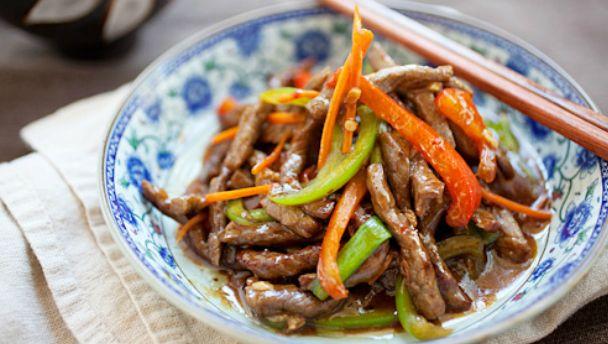 szechuan biefstuk recept