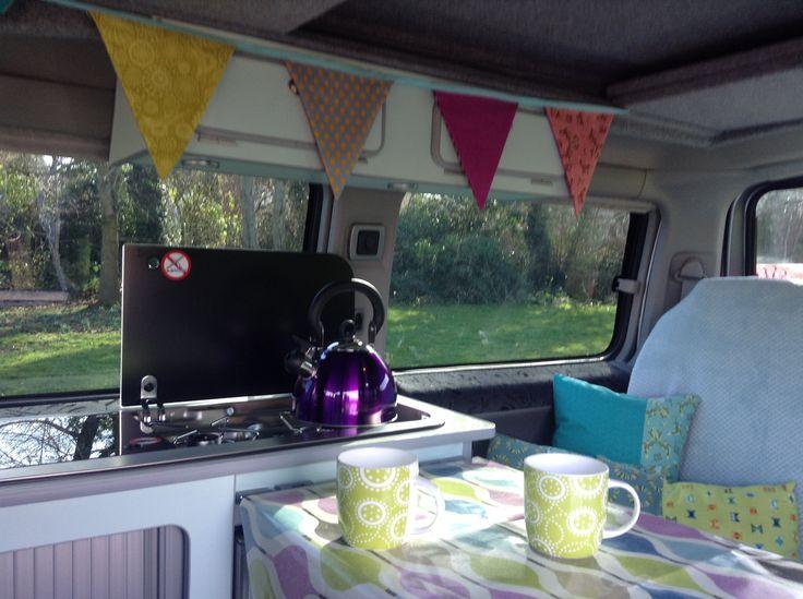 mazda bongo interior www.simplycoolcampers.co.uk