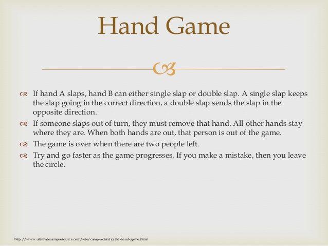 leadership games