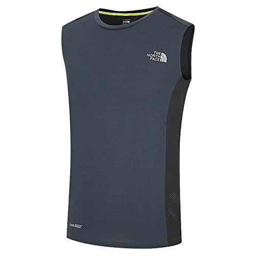 (ノースフェイス) THE NORTH FACE M'S COOL BREEZE SLEEVELESS クール ブ... https://www.amazon.co.jp/dp/B01M31IFST/ref=cm_sw_r_pi_dp_x_r3HeybW9GWC7Y