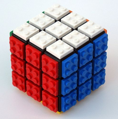 LEGO Cubo mágico