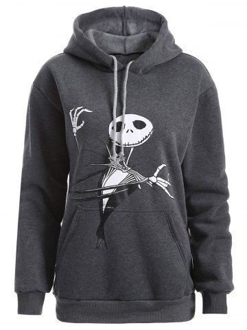 GET $50 NOW | Join RoseGal: Get YOUR $50 NOW!http://m.rosegal.com/plus-size-outerwear/plus-size-halloween-ghost-print-782009.html?seid=7144612rg782009