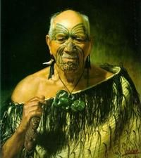 goldie paintings ngapuhi new zealand - Google Search