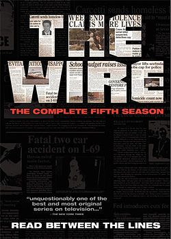 The Wire Season 5, Reviews of every episode, Best of HBO Baltimore Crime Police television show, Watch TV reviews, 2000s reviews television, Matthew Toffolo