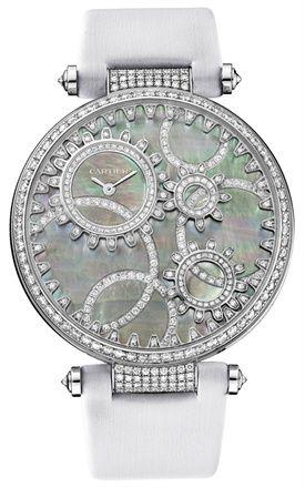 Cartier Temps Moderne de Cartier. I want!!!!!