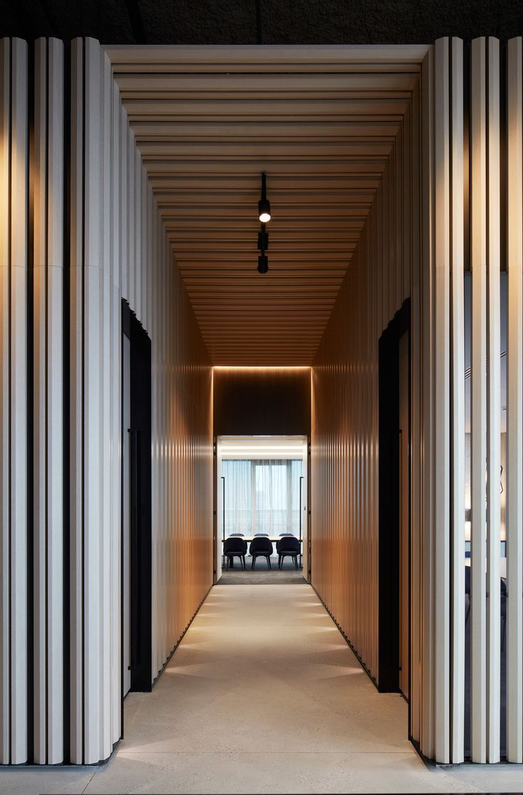 Corrs chambers westgarth melbourne lighting design by electrolight architecture interior - Interior smart lighting ...