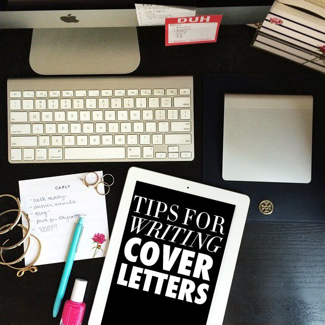 Tips for Writing Cover Letters #jobserach #coverletters
