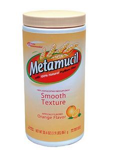 Metamucil for Weight Loss