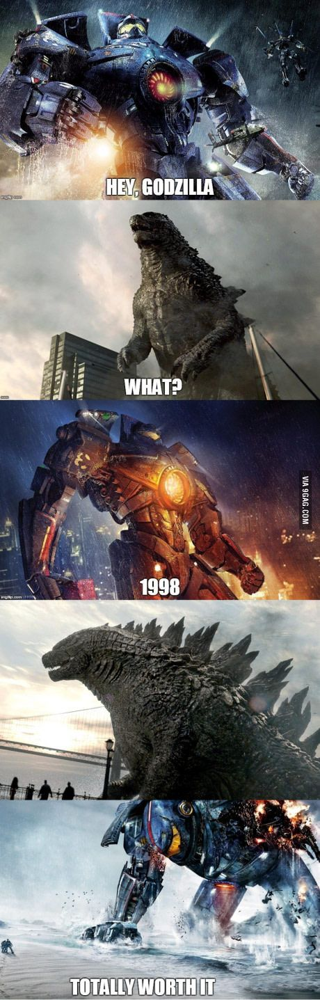 Any Godzilla fans out there?