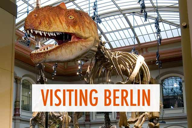What to Do in Berlin with Kids - a detailed guide featuring restaurants, hotels, shops, and activities, all recommended by moms! From Elizabeth Street.